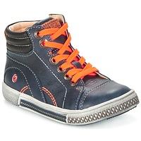 Chaussures Garçon Baskets montantes GBB RALPH Bleu