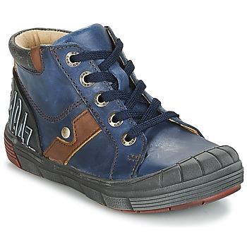Chaussures Air max tnGarçon Baskets montantes GBB RENOLD Marine