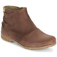 Chaussures Air max tnFemme Boots El Naturalista ANGKOR Marron