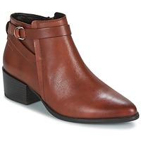 Chaussures Femme Bottines Vagabond MARJA Marron
