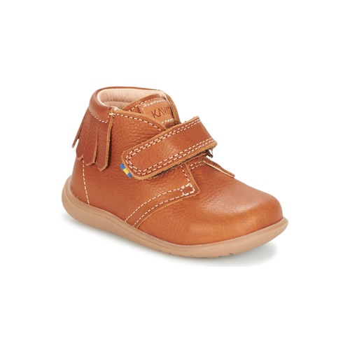 Chaussures Enfant Boots Kavat TINKA EP Camel