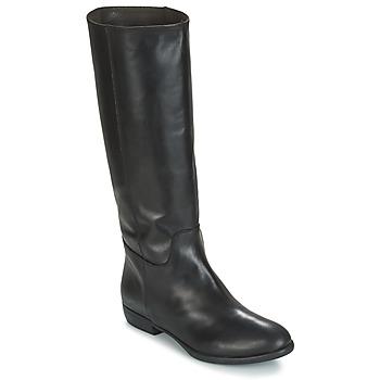 Chaussures Air max tnFemme Bottes ville Jonak CAVILA Noir