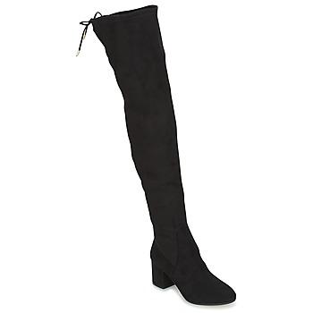 Chaussures Femme Cuissardes Jonak GINA Noir