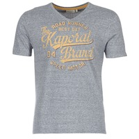 Vêtements Homme T-shirts manches courtes Kaporal JAPAN Gris