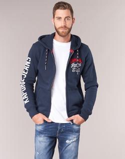 Vêtements Homme Sweats Kaporal MUZAK Marine