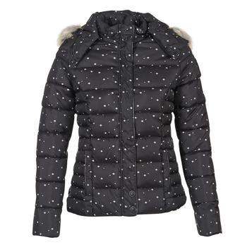 Vêtements Femme Doudounes Kaporal BASIL Noir