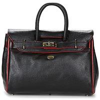 Sacs Femme Sacs porté main Mac Douglas BUNI PYLA XS Noir / Rouge