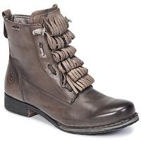 Chaussures Femme Boots Bugatti PETRI Gris foncé