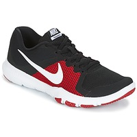 Chaussures Air max tnHomme Fitness / Training Nike FLEX CONTROL Noir / Rouge