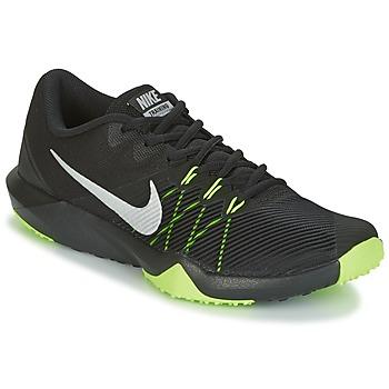 Chaussures Homme Fitness / Training Nike RETALIATION TRAINER Noir / Jaune