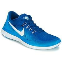 Chaussures Homme Running / trail Nike FLEX 2017 RUN Bleu