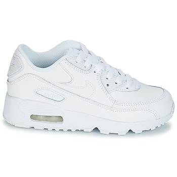 Baskets basses enfant Nike AIR MAX 90 LEATHER PRE-SCHOOL