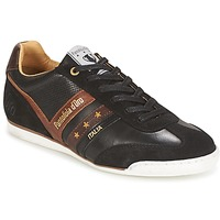 Chaussures Homme Baskets basses Pantofola d'Oro VASTO UOMO LOW Noir