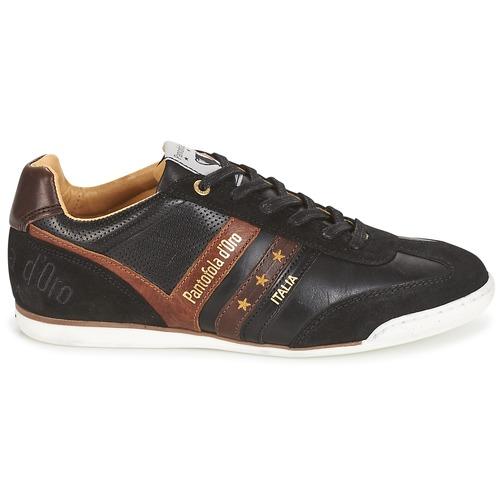Pantofola dOro VASTO UOMO LOW Noir