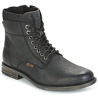 Chaussures Air max tnHomme Boots Levi's EMERSON COLLAR Noir