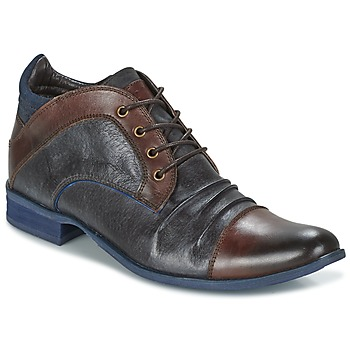 Chaussures Air max tnHomme Boots Kdopa HELSINKI Marron / Bleu