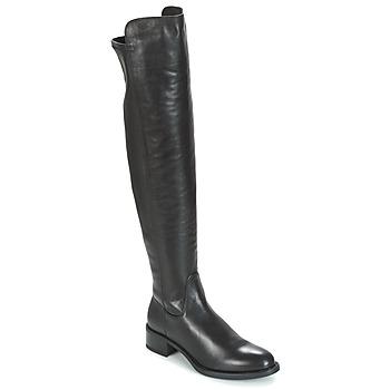 Chaussures Femme Cuissardes Unisa ELVIS Noir
