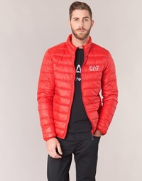 Vêtements Homme Doudounes Emporio Armani EA7 TRAIN CORE ID DOWN LIGHT JKT  Rouge 1c0ad7ba55c