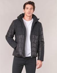 Vêtements Homme Doudounes Emporio Armani EA7 MOUNTAIN M TECH JACKET Noir