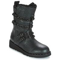 Chaussures Air max tnFemme Bottes de neige Mimmu BELLA Noir