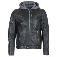 Vêtements Homme Vestes en cuir / synthétiques Oakwood 62579 Noir