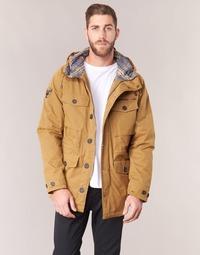 Vêtements Homme Parkas Oxbow VERNAG Camel