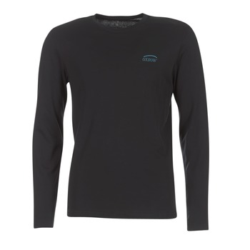 Vêtements Homme T-shirts manches longues Oxbow TEITH Noir