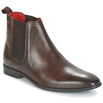 Chaussures Homme Boots Base London GUINEA marron