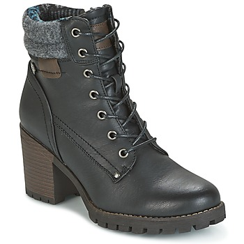 Chaussures Femme Bottines Refresh MARVILLE Noir