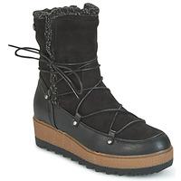 Chaussures Femme Bottes de neige Refresh GLORIA Noir