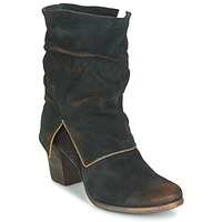 Chaussures Femme Bottes ville Papucei JAYNA Noir