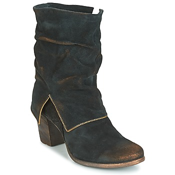 Chaussures Air max tnFemme Bottes ville Papucei JAYNA Noir