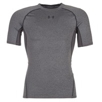 Vêtements Homme T-shirts manches courtes Under Armour HEATGEAR ARMOUR SHORTSLEEVE Gris