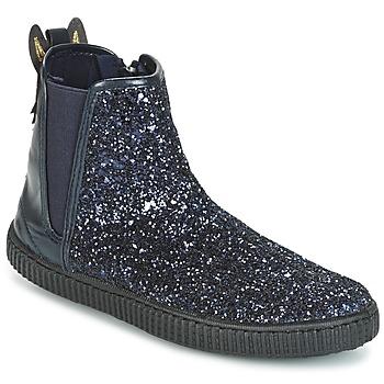 Chaussures Fille Boots Chipie JARIOGLIT Marine