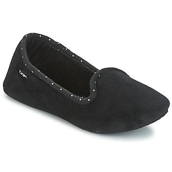 Chaussures Femme Chaussons DIM RIZECRY Noir