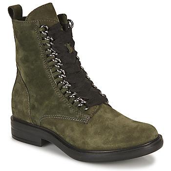 Chaussures Air max tnFemme Boots Mjus CAFE CHAIN Kaki