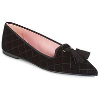 Chaussures Femme Ballerines / babies Pretty Ballerinas PREBA Black