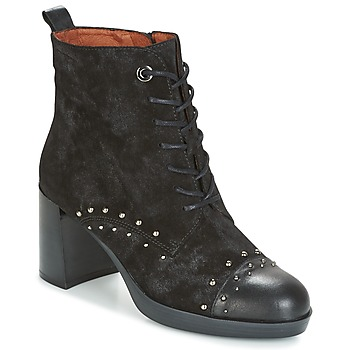 Chaussures Femme Bottines Hispanitas DREW 17 Noir