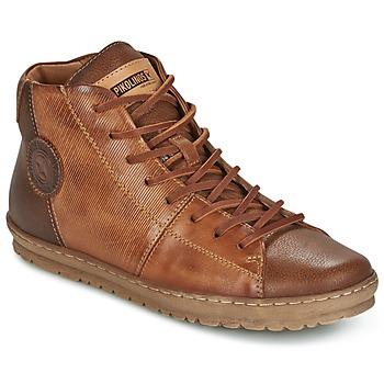 Chaussures Air max tnFemme Baskets montantes Pikolinos LAGOS 901 Marron