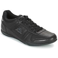 Chaussures Air max tnHomme Baskets basses Kappa PARHELIE Noir / Gris