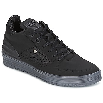 Chaussures Homme Baskets basses Cash Money STATES Noir / Gris