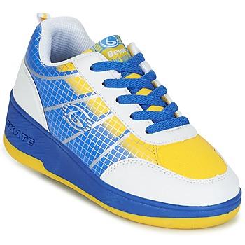 Chaussures Enfant Baskets basses BEPPI LOVINO Jaune / Bleu