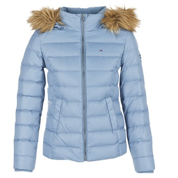Tommy Jeans THDW BASIC DOWN JACKET Bleu