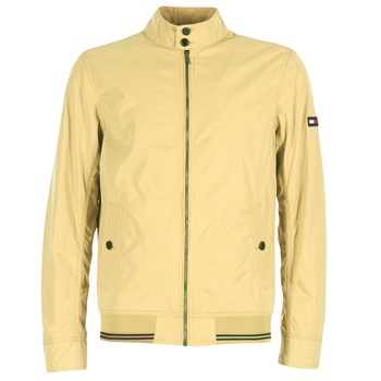 Vêtements Homme Blousons Tommy Jeans THDM BASIC HARRINGTON Beige