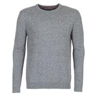 Vêtements Homme Pulls Hilfiger Denim THDM BASIC CN SWEATER 11 Gris
