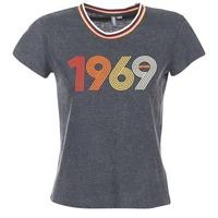 Vêtements Femme T-shirts manches courtes Rip Curl ROMIE TEE Gris
