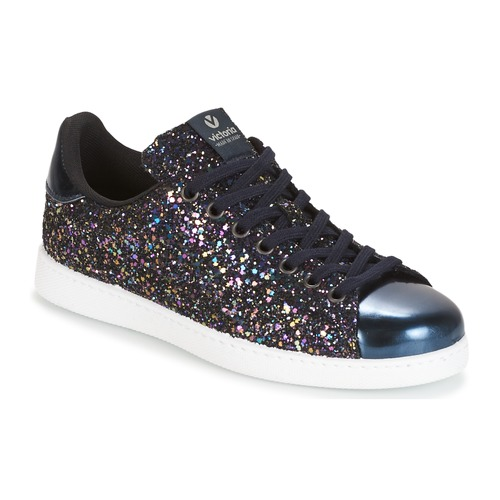 Chaussures Confortables Victoria Deportivo Basket Glitter Marine Chaussure Pas Cher Avec Iswoheix-221710-7947777