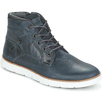 Chaussures Homme Baskets montantes Bullboxer BERNIE Bleu