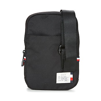 Sacs Homme Pochettes / Sacoches Tommy Hilfiger TOMMY COMPACT CROSSOVER Noir