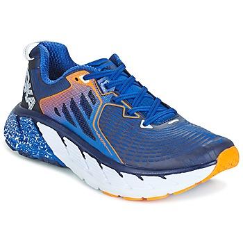 Chaussures Homme Running / trail Hoka one one GRAVIOTA Bleu